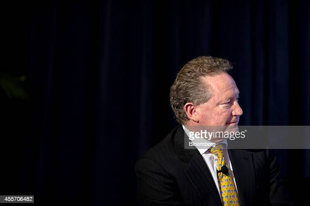 Andrew Forrest chairman of Fortescue Metals Group attends the Milken Institute Asia Summit in Singapore on Friday Sept 19 2014 Chief executive...