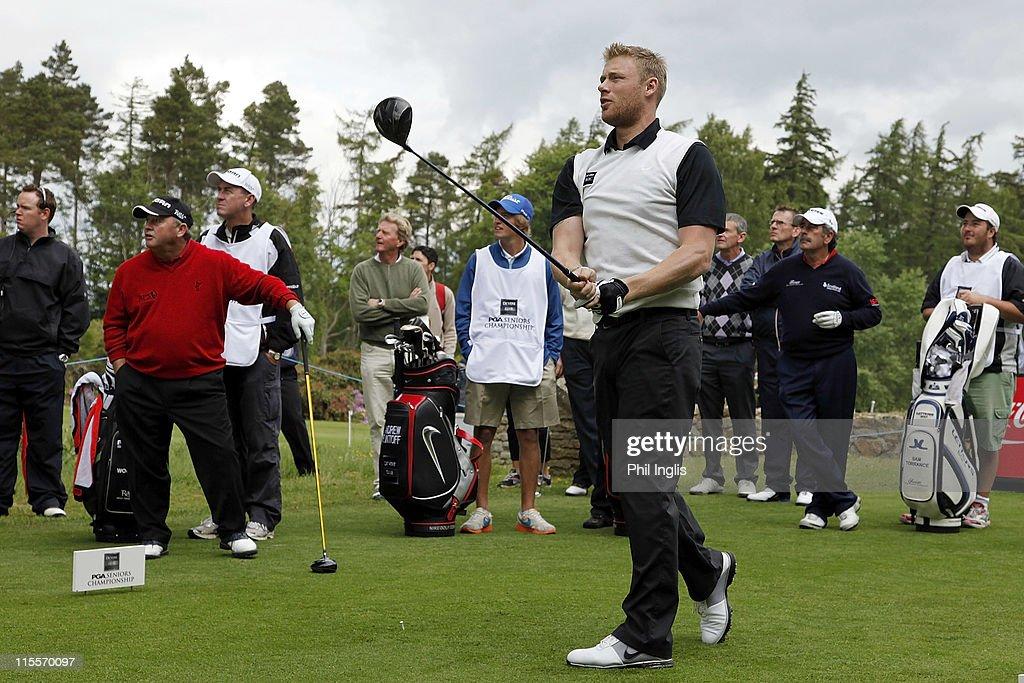 De Vere Club PGA Seniors Championship - Previews : ニュース写真