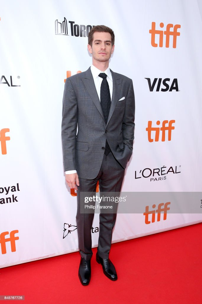 "2017 Toronto International Film Festival - ""Breathe"" Premiere - Arrivals"