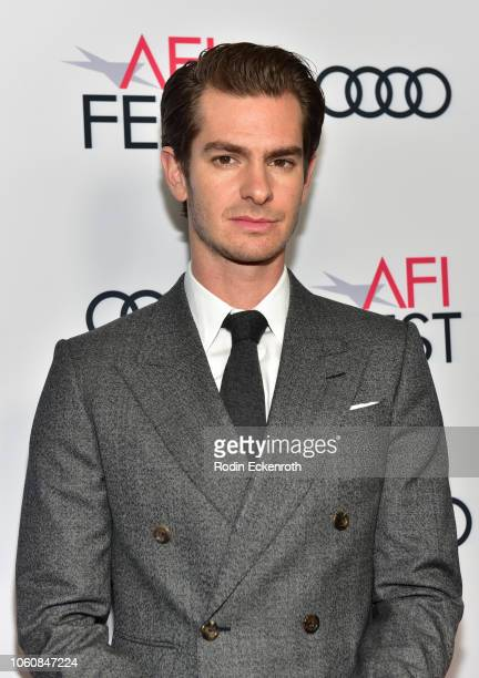 Andrew Garfield attends the screening of Under The Silver Lake during AFI FEST 2018 presented by Audi at the Egyptian Theatre on November 12 2018 in...