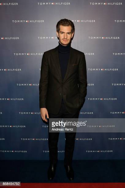 Andrew Garfield attends the Tommy Hilfiger VIP Dinner in celebration of the 13th Zurich Film Festival on October 6 2017 in Zurich Switzerland