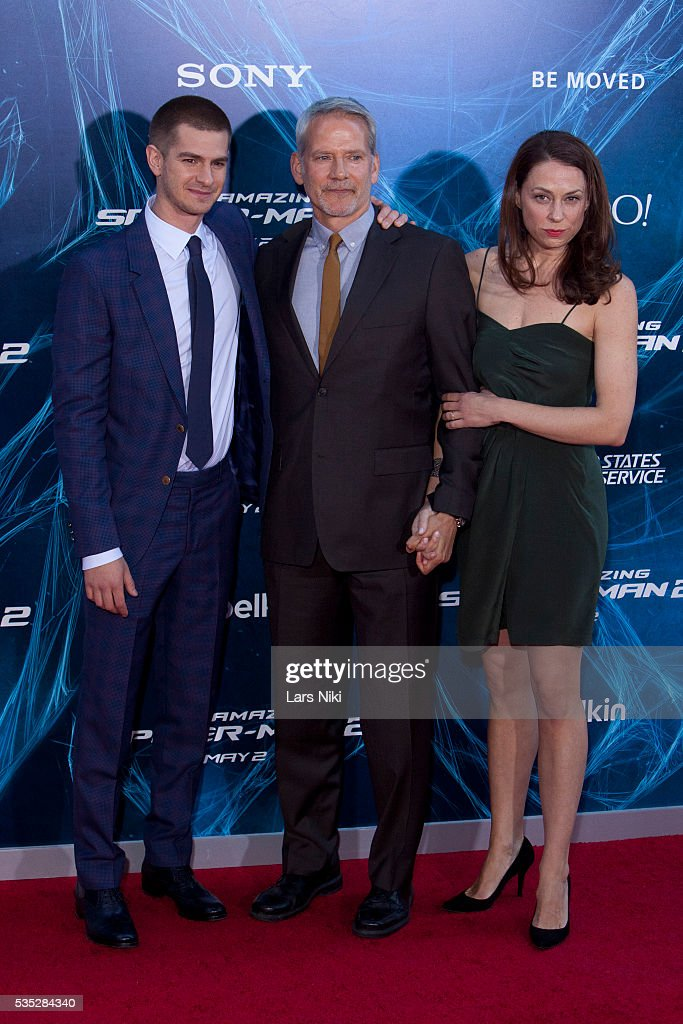 USA - The Amazing Spiderman 2 Premiere In New York : News Photo