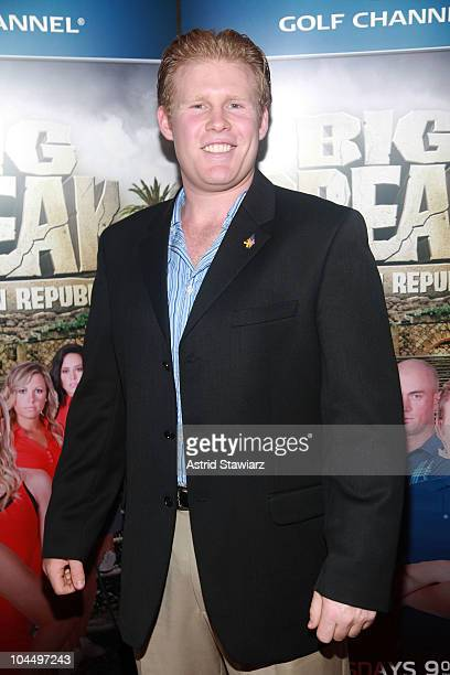 Andrew Giuliani attends the Golf Channel's Big Break Dominican Republic screening at Le Cirque on September 27 2010 in New York City