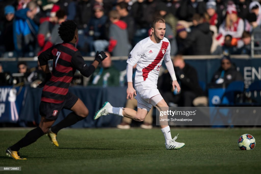 NCAA Division I Men's Soccer Championship : News Photo