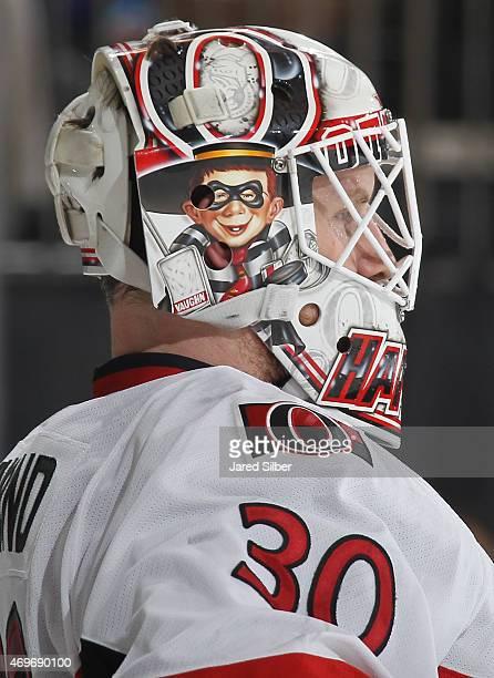 Andrew Hammond Mask