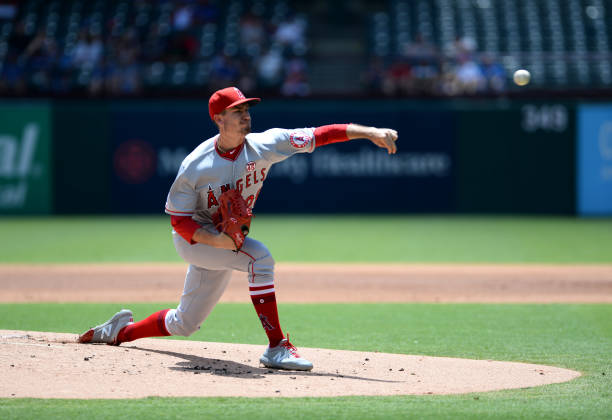 TX: Los Angeles Angels of Anaheim v Texas Rangers - Game One