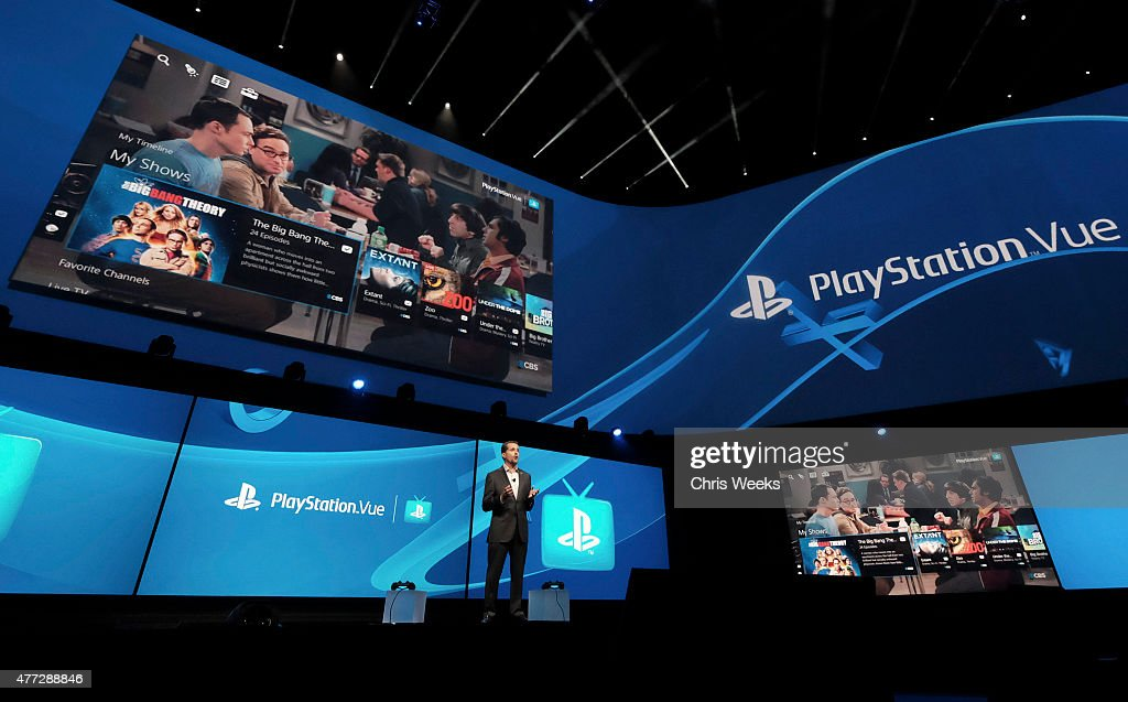 PlayStation's E3 Press Conference: 2015 : News Photo
