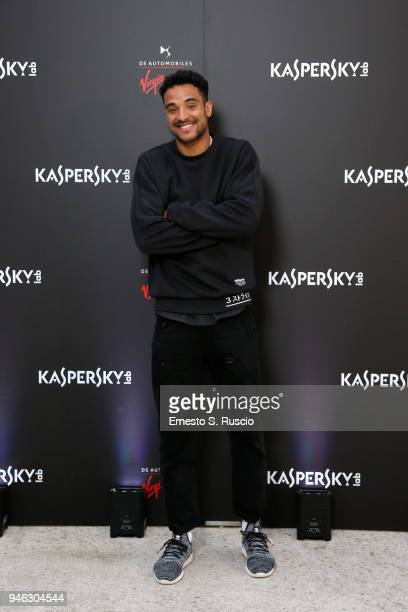 Andrew Howe attends Racing Goes Green an event organized by Kaspersky Lab Official Sponsor of DS Virgin Racing Team to celebrate the Formula E race...