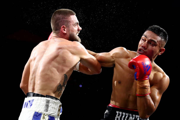 AUS: Gold Coast Fight Night - Justis Huni v Jack Morris