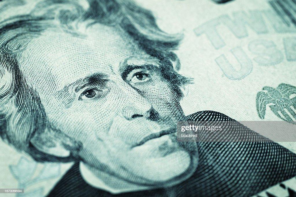 Andrew Jackson : Stock Photo