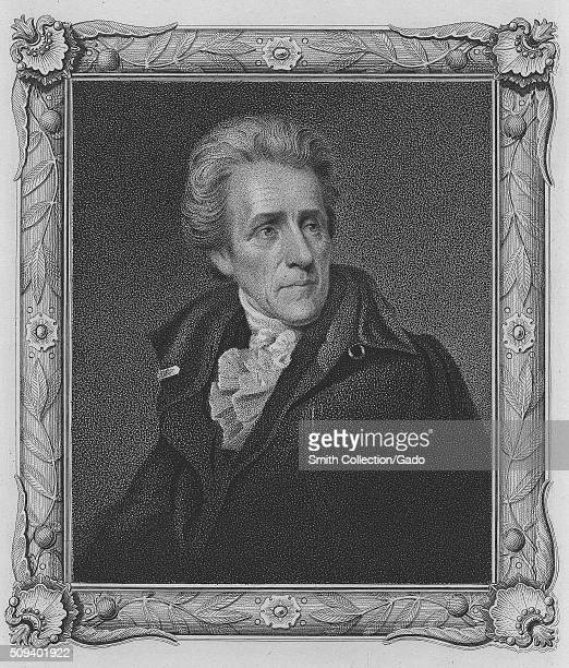Andrew Jackson president of the United States 1900 From the New York Public Library