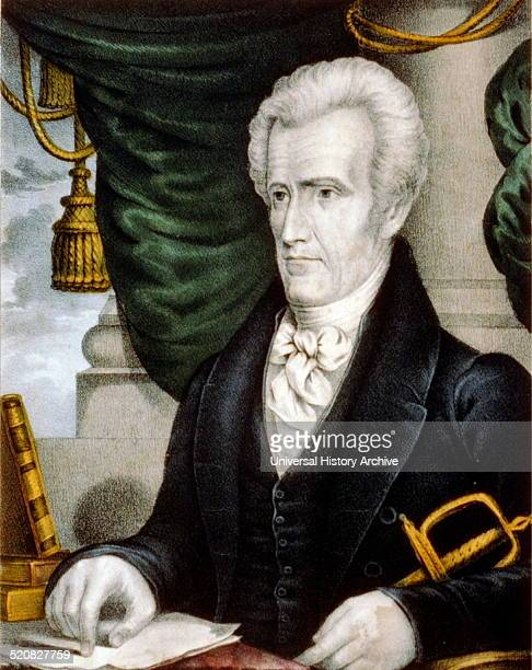 Andrew Jackson was the seventh President of the United States Nominated for President in 1828 Jackson won a decisive victory against John Quincy...