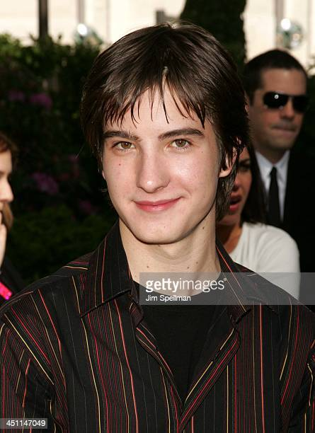 Andrew James Allen during 2005/2006 ABC UpFront Arrivals at Lincoln Center in New York City New York United States