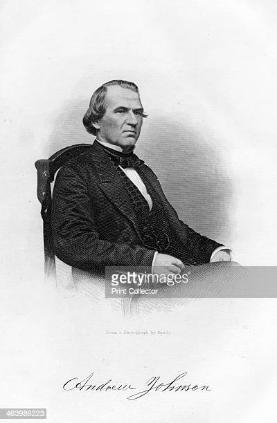 Andrew Johnson 16th President of the United States 18621867 Johnson succeeded to the presidency upon the assassination of Abraham Lincoln His term...
