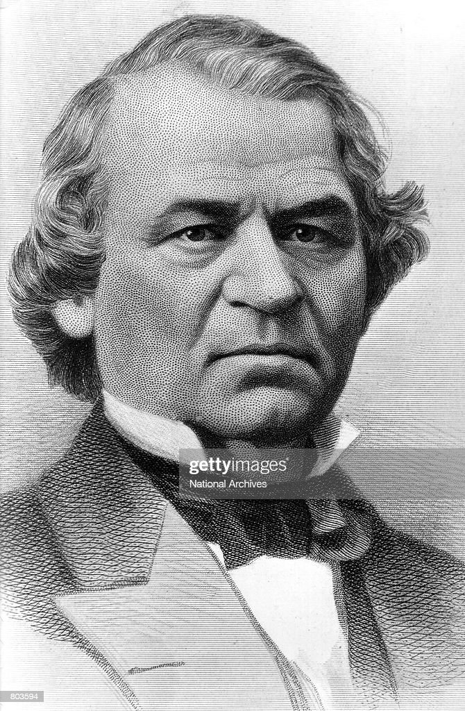 Andrew Johnson... : News Photo