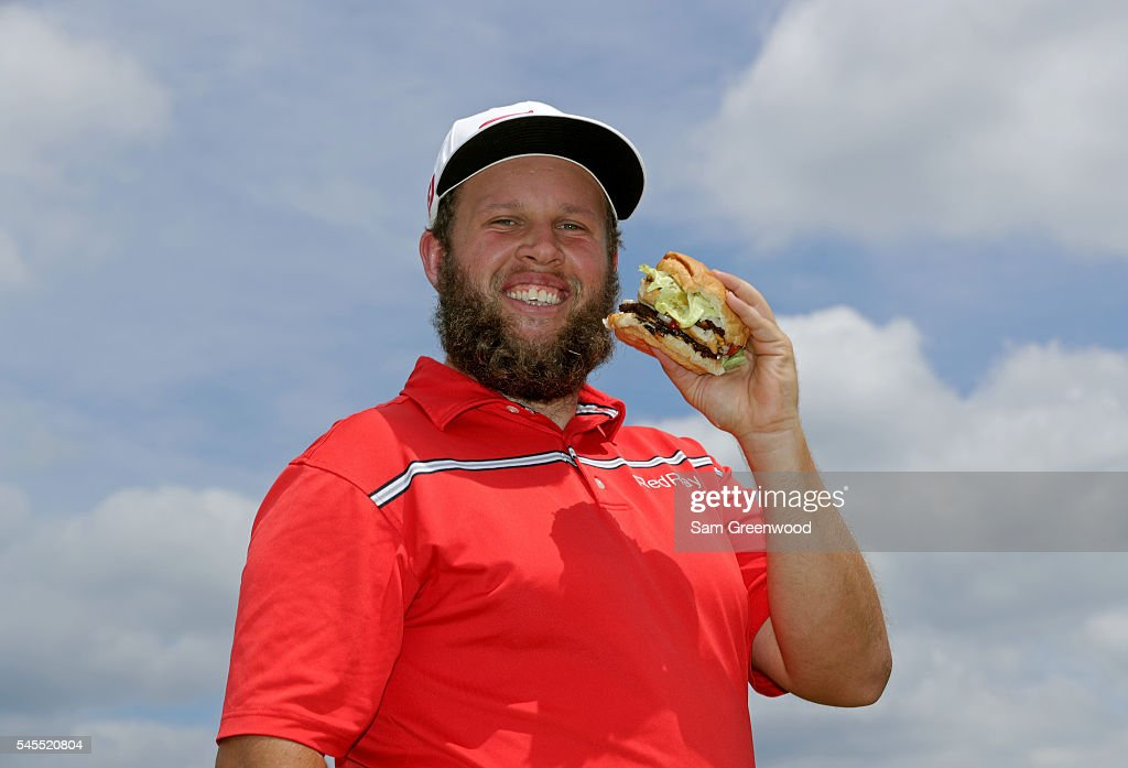 World Golf Championships-Bridgestone Invitational - Andrew Johnston Portrait : News Photo