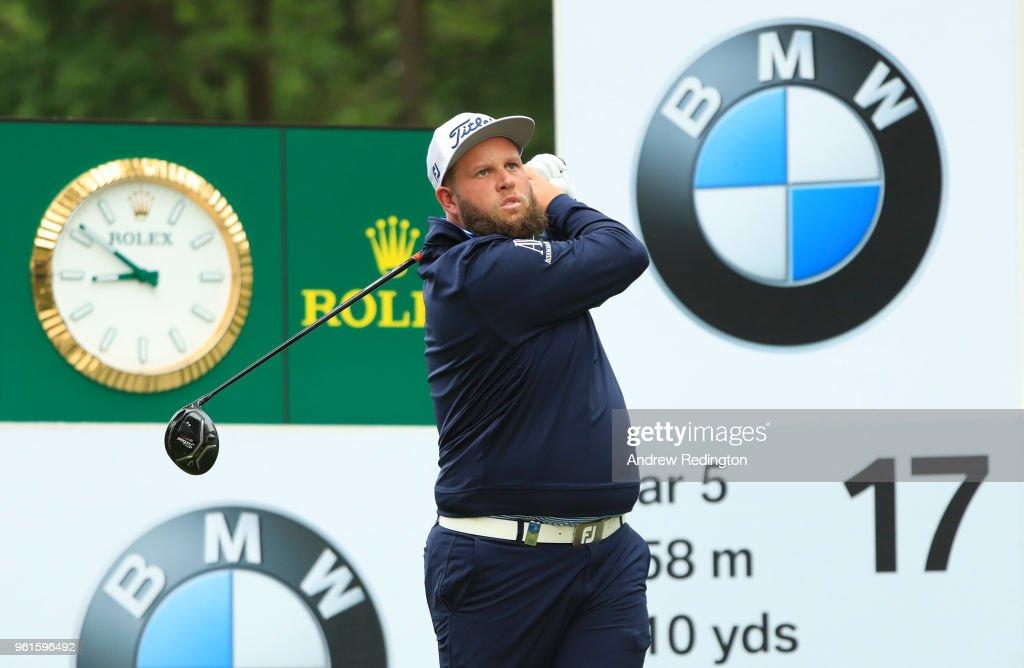 BMW PGA Championship - Previews