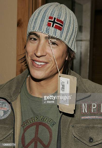 Andrew Keegan and Napapijri during UPP Hot House sponsored by The North Face Napapijri Hush Puppies Nautica LEE Biolage Absolut Atkins Wigwam and...