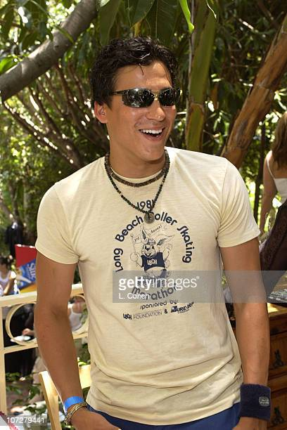 Andrew Keegan at Killer Loop Eyewear during Sunset Marquis Oasis Hosts PreMTV Awards with SPIN Magazine Rock the Vote at Sunset Marquis Villas in...