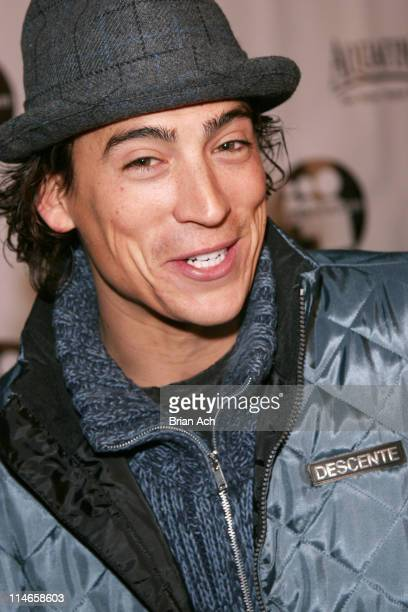 Andrew Keegan during 2006 Park City MySpace/Gen Art Party Arrivals at Legacy Lodge in Park City Utah