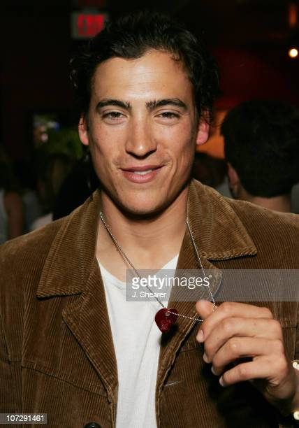 Andrew Keegan during Ace of Hearts' First Annual Hollywood Dog Bowl Hosted by Mandy Moore at Lucky Strike Lanes in Hollywood California United States