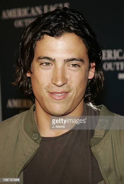 Andrew Keegan during American Eagle Outfitters Rocks Los Angeles to Kick Off BacktoSchool Tailgate Party at Private Location in Hollywood California...