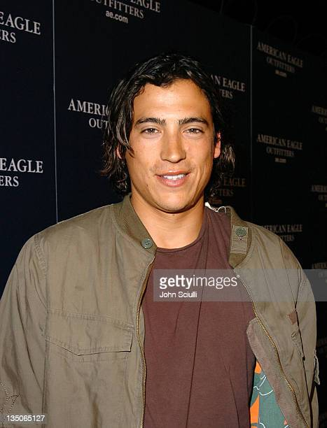 Andrew Keegan during American Eagle Outfitters Rocks Los Angeles with a Back to School Tailgate Party Red Carpet at Hollywood Lot in Hollywood...