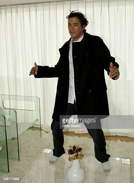 Andrew Keegan during French Connection Fall Fashion Preview at Private Residence in Los Angeles California United States
