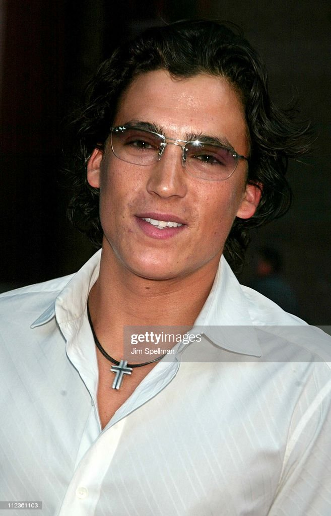 Andrew Keegan during HBO's 'Sex and the City' - Fifth Season World Premiere at American Museum of Natural History in New York City, New York, United States.