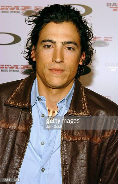 Andrew Keegan during Oakley Thump 2 Launch Party October 12 2005 at Montmartre Lounge in Hollywood California United States