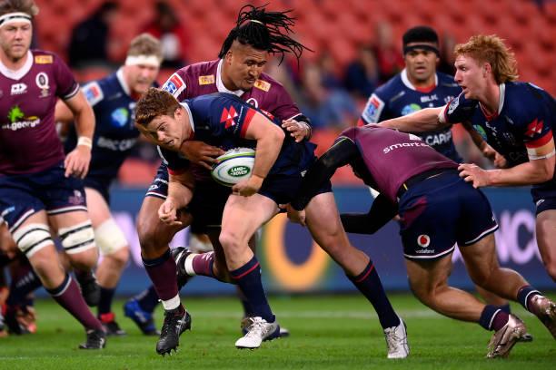 AUS: Super Rugby AU Rd 7 - Reds v Rebels