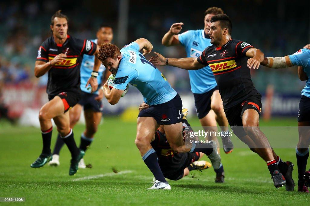 Super Rugby Rd 2 - Waratahs v Stormers