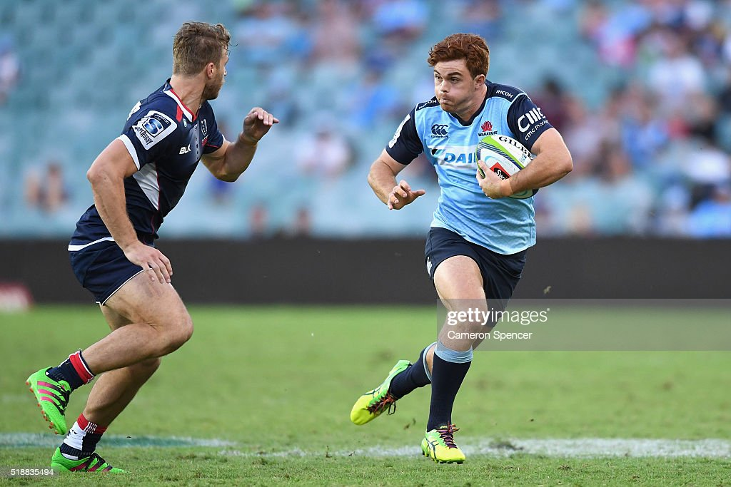 Super Rugby Rd 6 - Waratahs v Rebels
