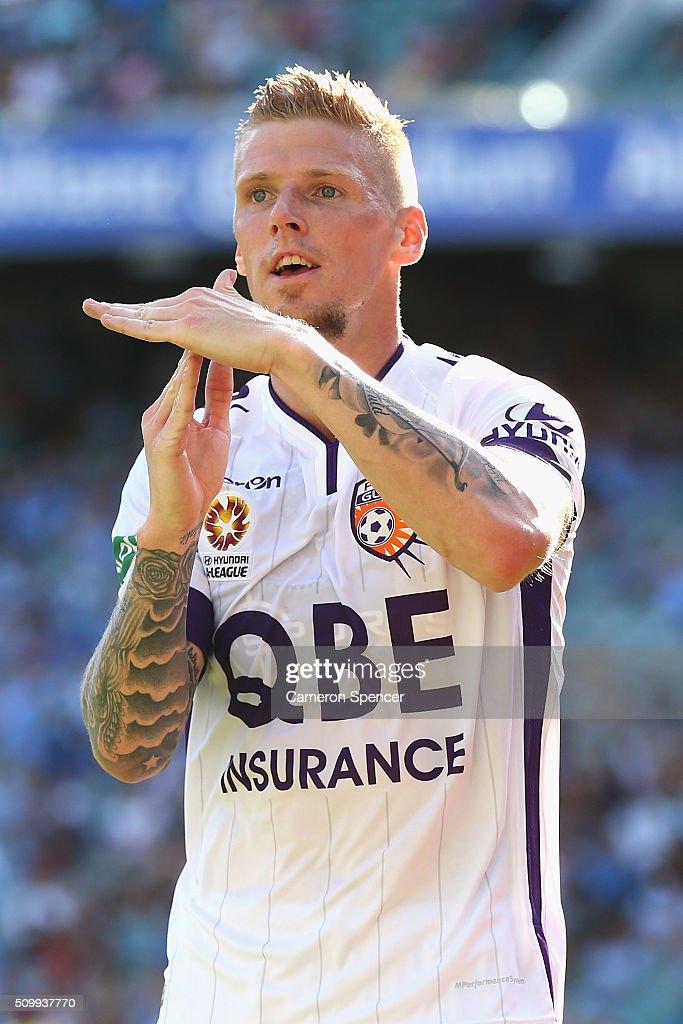 A-League Rd 19 - Sydney v Perth