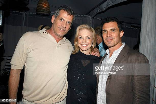 Andrew Klink Joanne Leonhardt Casullo and Andre Balazs attend Jack Pierson DESIRE/DESPAIR Book Party hosted by Andre Balazs at The Raleigh on...