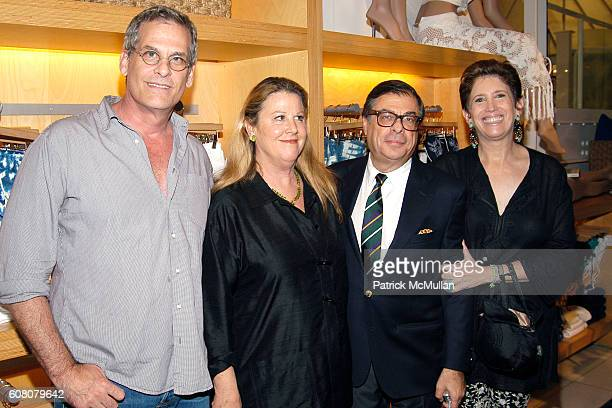 Andrew Klink Wendy Stark Bob Colacello and Beth Rudin DeWoody attend RALPH LAUREN and RxART Host an Evening at ART BASEL Miami at Ralph Lauren on...