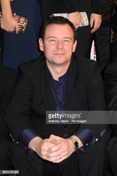 Andrew Lancel during the 2012 NTA Awards at the O2 Greenwich London