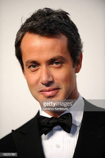 Andrew Lauren attends an evening with Ralph Lauren hosted by Oprah Winfrey and presented at Lincoln Center on October 24 2011 in New York City