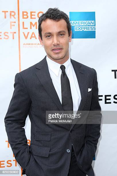 Andrew Lauren attends Red Carpet Arrivals for the World Premiere of THIS IS NOT A ROBBERY at the 2008 TRIBECA FILM FESTIVAL at AMC Village Center on...