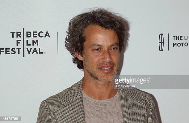 "Andrew Lauren attends the premiere of ""Sister"" during the 2014 Tribeca Film Festival at SVA Theater on April 25, 2014 in New York City."