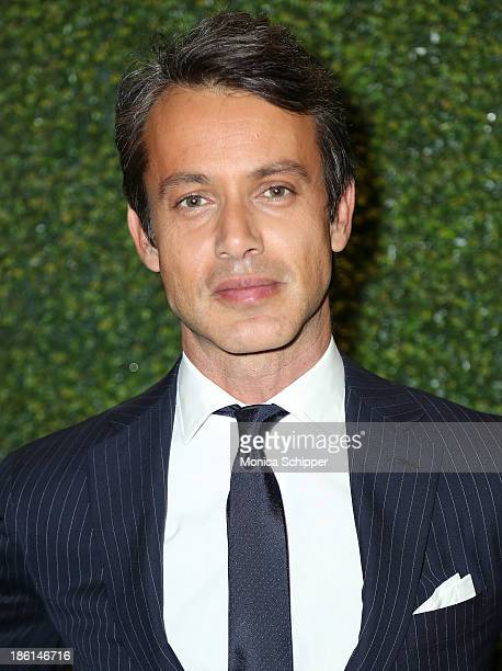 Andrew Lauren attends the 'To Catch A Thief' Ralph Lauren screening at The Museum of Modern Art on October 28 2013 in New York City