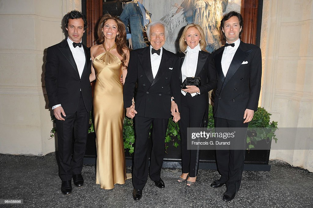 Ralph Lauren Dinner to Celebrate Flagship Opening