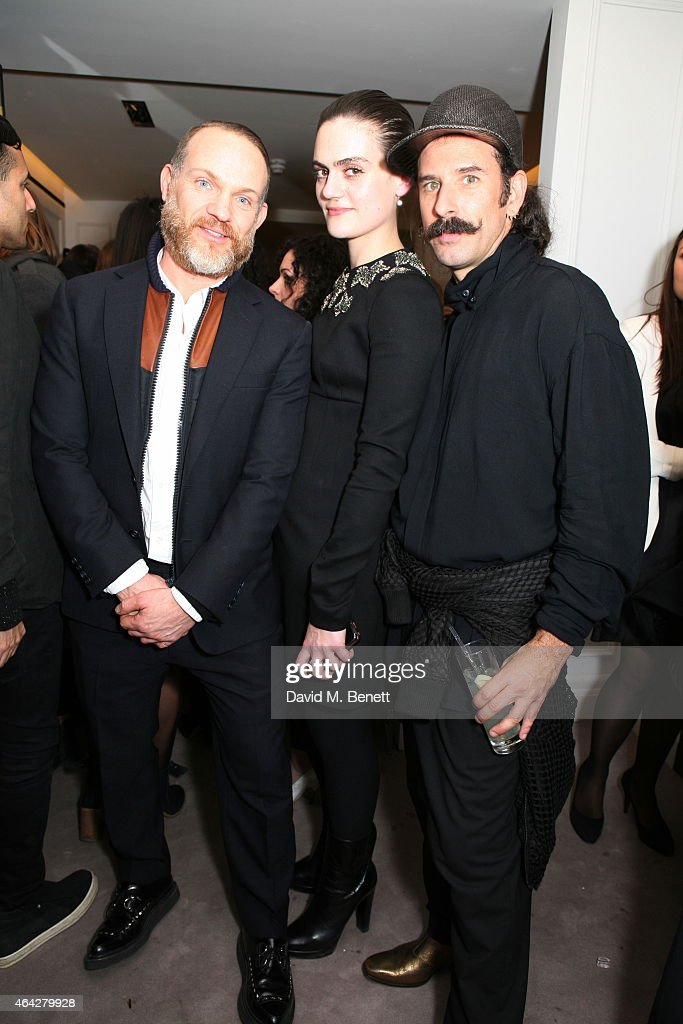 AnOther Magazine Spring/Summer 2015 Launch Party Celebrating The Present, Past and Future of Alexander McQueen