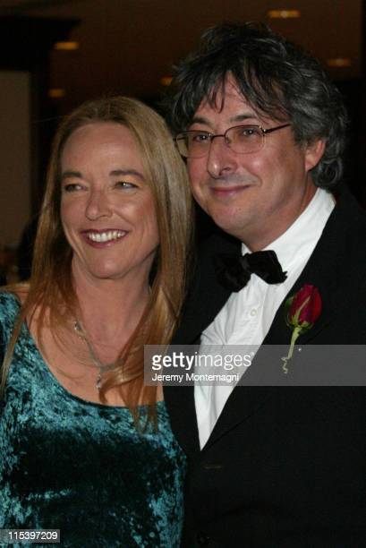 Andrew Lesnie and guest during American Society of Cinematographers 18th Annual Outstanding Achievment Awards - Arrivals at Century Plaza Hotel in...