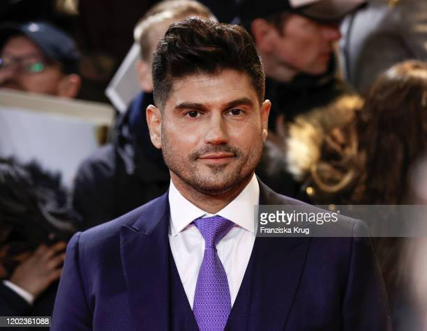 Andrew Levitas arrives for the Minamata premiere during the 70th Berlinale International Film Festival Berlin at FriedrichstadtPalast on February 21...