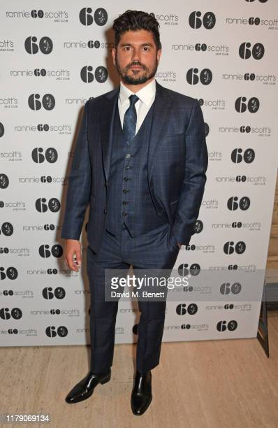 Andrew Levitas attends A Night At Ronnie Scotts 60th Anniversary Gala at the Royal Albert Hall on October 30 2019 in London England