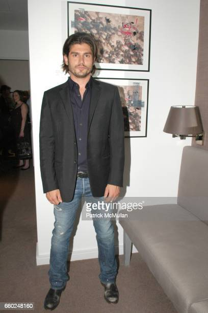 Andrew Levitas attends UNFRAMED 2009 The Collectors Preview to Benefit ACRIA at 15 Union Park West on June 2 2009 in New York City