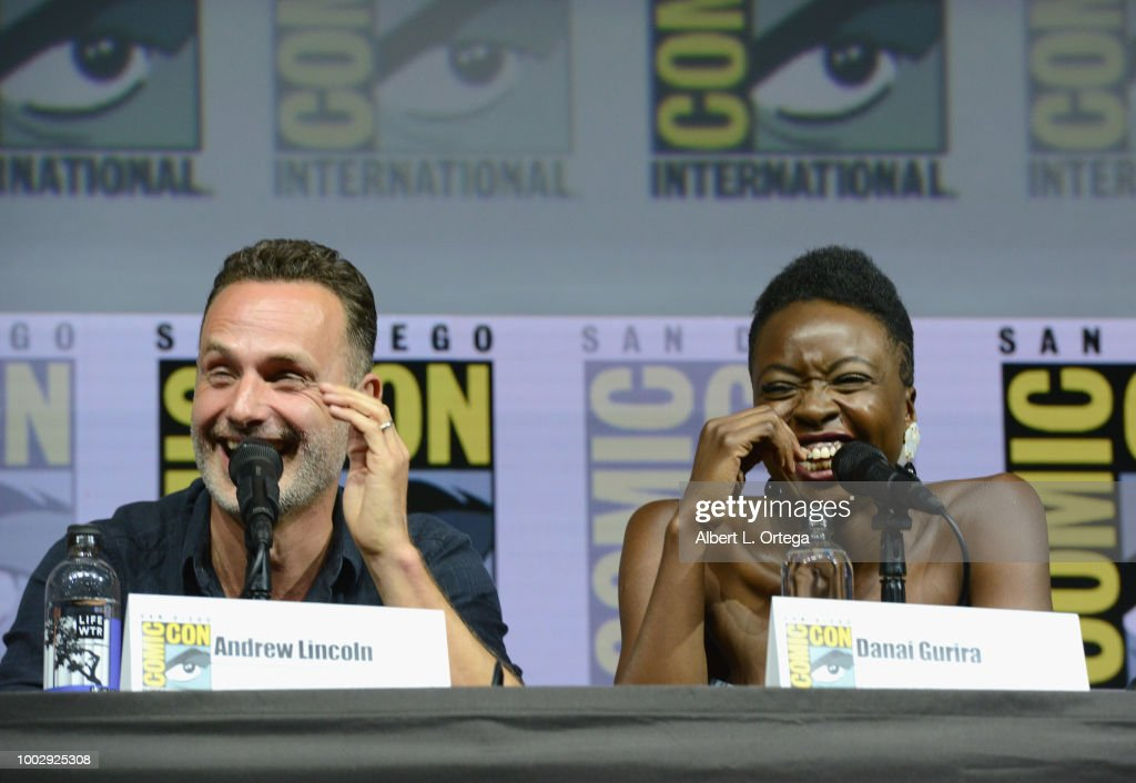 "Comic-Con International 2018 - AMC's ""The Walking Dead"" Panel"
