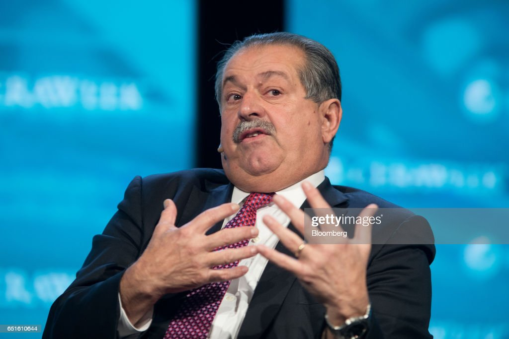 Key Speakers At The 2017 CERAWeek Conference : News Photo