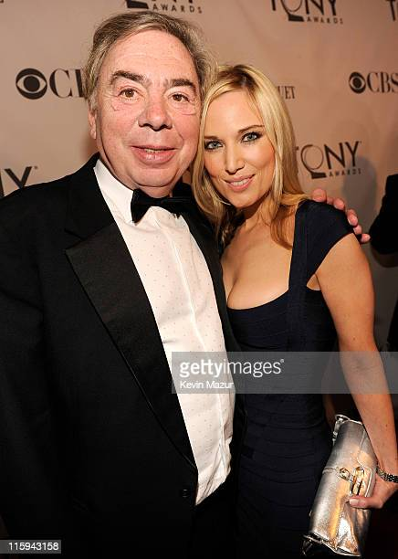 Andrew Lloyd Webber attends the 65th Annual Tony Awards at the Beacon Theatre on June 12 2011 in New York City